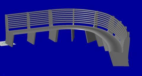 Gartenbank-CAD